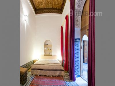 photo annonce Rent for holidays Riad  Meknes Morrocco